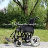 Fauteuil roulant électrique de vente bon marché et chaude avec la certification Xfg-103fl de la CE