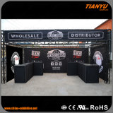 Binder Display mit Clear Banner für Tradeshow