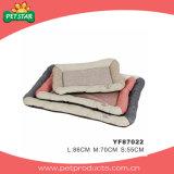 Tissus pour des lits de chien, lit bon marché d'animal familier (YF87022)