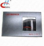 La etiqueta de plástico de E39 80W 16LED Canbus LED para el ángel Eyes la guía ligera