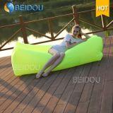 Воздушного матраса кровати пляжа спальных мешков погремушкы фабрики DIY софа Laybag воздуха дешевого раздувного раздувная