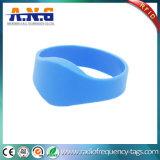 Braccialetto impermeabile del silicone di RFID per la piscina