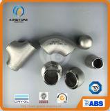 A403 ASTMのBw付属品のステンレス鋼の同輩のティー(KT0359)