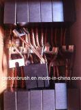 Escova de carbono de fornecimento RC53 do metal da alta qualidade