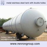 Tank van de Druk van het Gistmiddel van het Roestvrij staal van chemische producten t-30