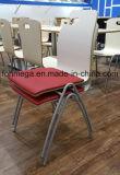 Cadeiras Stackable do restaurante moderno de Upholstery para a venda por atacado (FOH-SBC03)