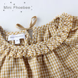 Лето ребёнков Phoebee шикарное одевает он-лайн