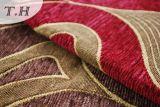 Tela de Upholstery do Chenille de Brown feita em China