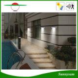 動きセンサーの太陽ライトとの21 LEDの太陽軽い屋外は3つのモード庭ウォールストリートのためのランプを防水する