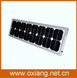 Integrated intelligent 30W All dans One Solar Street Light DEL Ox-SL230 avec la haute performance Imported Silicon Solar Cell