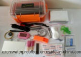 Regalo esterno Attrezzo-Impermeabile del kit di strumenti di sopravvivenza di sopravvivenza esterna