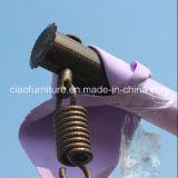 Mobilia di vimini esterna di uso Uv-Resistente del rattan con il tessuto resistente dell'acqua