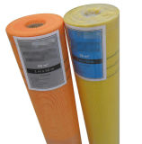 Alcali del rivestimento che resiste alla maglia esterna della vetroresina dell'isolamento termico della parete
