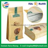 Saco de café com válvula & Estanho-Tae & papel de embalagem