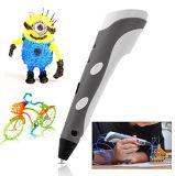 Penna della stampante della penna di illustrazione della penna 3D di stampa del regalo 3D dei capretti 3D
