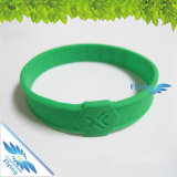 Kundenspezifisches Silicone Wristband mit Highquality
