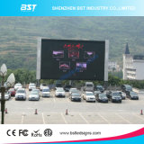 HD Floor Standing P5 Outdoor Full Color Fixed Publicidade LED Display Screen para loja de varejo