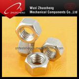 Écrous Hex de haute résistance de DIN6915 DIN6916 DIN555 DIN934
