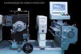 Impresora rotatoria intermitente de la escritura de la etiqueta de la prensa de copiar de la BV (JJ320)