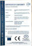 Plein dessiccateur de vêtements de bonne qualité d'acier inoxydable avec la conformité de la CE