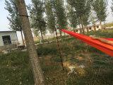 Портативный напольный перемещая сь гамак ткани парашюта Nylon для персоны 2