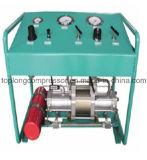 Aumentador de presión de aire comprimido sin aceite del gas de Alemania Qualiyt (Tpds40/4)