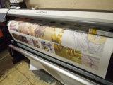 Rápidos clásicos secan el papel de transferencia Anti-Encrespado de la sublimación 326feet de 100gr los 2.4m para las impresoras de inyección de tinta del formato grande