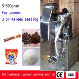 Café en polvo de llenado de pesada máquina de embalaje (AH-FJQ 500)