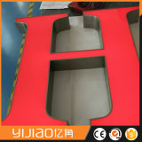 Modèle inoxidable électroluminescent de panneau indicateur de Frontlit de bâti