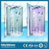 ミラーおよびランプ(SR215W)が付いている熱い販売の多機能のサウナ部屋