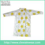 Indumenti impermeabili adulto stampato del PVC del fiore per il regalo promozionale