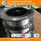 Alambre de soldadura de aluminio Er5356 Er1100 Er4043