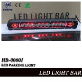 Luz de la barra de trabajo del LED de 19 pulgadas con la luz de estacionamiento (HB-0060J)