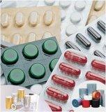 PVC/PE/PVDC blad voor Capsule, de Verpakking van de Injectie