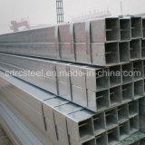 Tubulação de aço quadrada Pre-Galvanizada B da classe de ERW ASTM A53