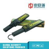 Détecteurs de métaux tenus dans la main de scanner de corps d'ABS de baguettes magiques de degré de sécurité de souterrain de haute sécurité