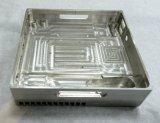 Europa personalizou as peças da liga de alumínio para acessórios eletrônicos da ferragem