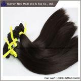 中国のまっすぐな人間の毛髪の拡張バージンの人間の毛髪