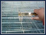 囲うことのための電流を通された溶接された金網