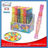 Jouet de l'eau de bâton de bulle de sucrerie de jouet de baguette magique de bulle de savon