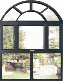 Italie Style Alumium Casement et Top Hung et Bottom Hung Window