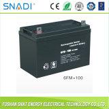 100ah/120ah/200ah livram a bateria solar acidificada ao chumbo selada manutenção para a fonte de alimentação