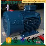 Электрический двигатель AC серии ВЕРХНИХ ЧАСТЕЙ y Y2 трехфазный малый