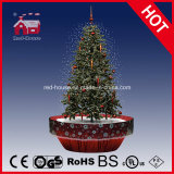 2016 Aangepaste Kerstboom Snowing voor Decoration met LED Lights