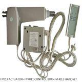 Los kits con la carga 8000N, 300m m del actuador linear de la cama de hospital frotan ligeramente, la velocidad 3mm/s