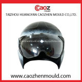 Fabrication professionnelle de moulage en plastique de casque d'injection en Chine