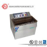 Halbautomatische Kaffee-Nahrungsmittelfisch-Vakuumabdichtmasse (DZ325)