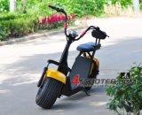 Самокат типа Harley Scrooser электрический с способом Citycoco больших колес