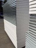 El panel de emparedado de acero del color prefabricado EPS de la casa de la alta calidad para la pared