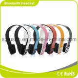 Auscultadores estereofónico sem fio de Bluetooth do esporte do Headband